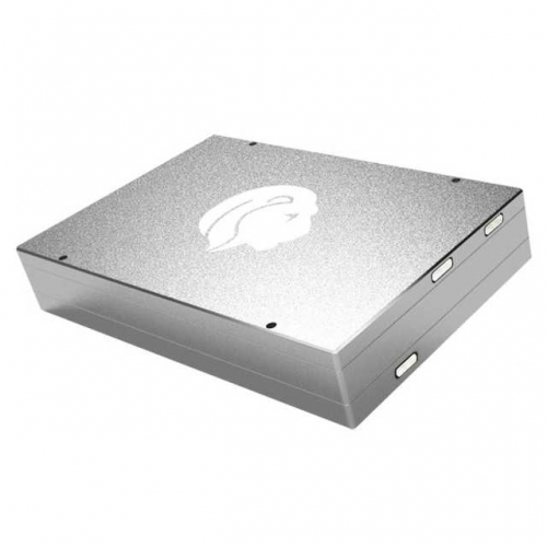 GLOTRENDS 3 in1 SSD Enclosure for M.2 NVME SSD, M.2 SATA SSD and 2.5 inch SATA SSD